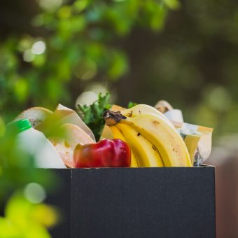 The Cook Grocer Fruit and Vegetable Box